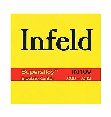 ☆ 唐尼樂器︵☆ Thomastik-Infeld SUPERALLOY IN109 (09-42)超合金手工電吉他弦