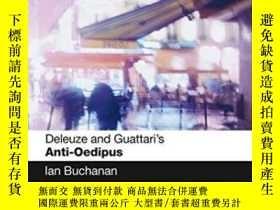 二手書博民逛書店Deleuze罕見And Guattari s Anti-oedipusY364682 Ian Buchana