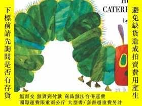 全新書博民逛書店英文原版繪本TheVery Hungry Caterpillar