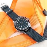 TIMEX 天美時 / TXTW2T75400 / 復刻系列 休閒運動風 防水100米 礦石強化玻璃 帆布手錶 藍色 41mm