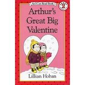 〈汪培珽英文書單〉〈An I Can Read 系列:Level 2 〉Arthur 39 s Great Big Valentine 讀本