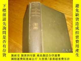 二手書博民逛書店1930年.精裝本,外文書罕見THE MECHANICS OF