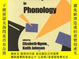 二手書博民逛書店The罕見Role Of Speech Perception In PhonologyY256260 Eliz