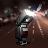 限定款閃光燈 DF-800for佳能閃光燈機頂單反6D5D3外置高速同步TTL閃光燈jj