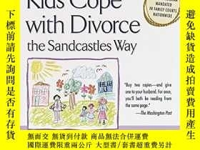 二手書博民逛書店Helping罕見Your Kids Cope With Divorce The Sandcastles Way奇