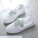 小白鞋女鞋子2021新款春夏季百搭運動網面透氣運動板鞋潮鞋懶人鞋 韓國時尚 618