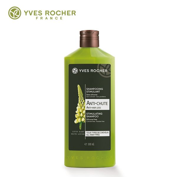 Yves Rocher 無重力養髮洗髮乳300ml