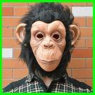 【塔克】萬聖節 猩猩 猴子 猴頭 猩球崛起 面具/眼罩/面罩 cosplay 派對 變裝 生日