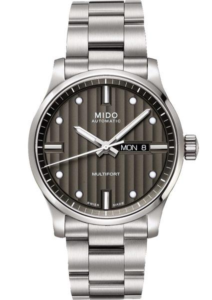 MIDO美度錶Multifort 自動機械男錶(M0054301106180)42mm