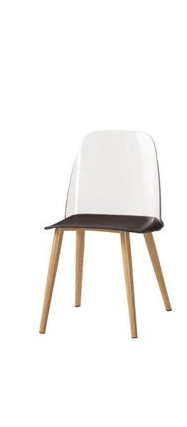 8號店鋪 森寶藝品傢俱 a-01 品味生活  1027-2 布魯諾餐椅(黑)