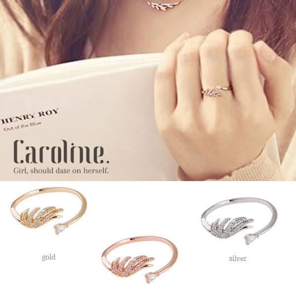 《Caroline》★【一片雲】韓星申敏兒同款甜美魅力、迷人風采無限動人時尚戒指68887