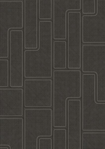 編織紋 藤編織圖案 木紋壁紙 仿真 荷蘭壁紙 5色可選 NLXL CANE WEBBING / ANGLE WEBBING VOS-08