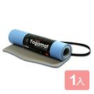 特惠-《真心良品》環保瑜珈墊(厚4mm)1入
