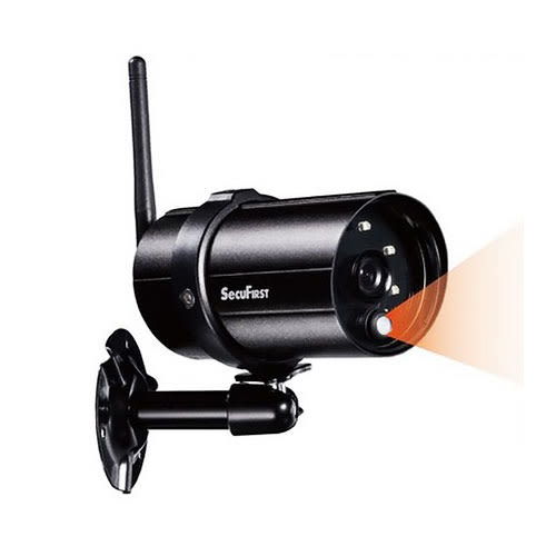SecuFirst 天鉞 WP-H02S 防水 HD 無線 網路攝影機
