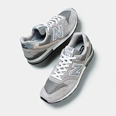 IMPACT New Balance 996 日系 復古 慢跑鞋 灰 白 元祖灰 CM996BG