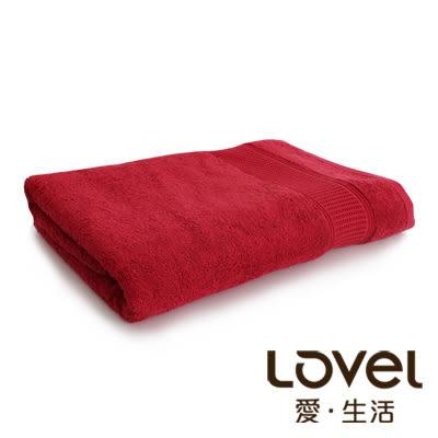 里和Riho LOVEL經典工藝緹緞質感厚實浴巾 70x140cm 3色可選 毛巾