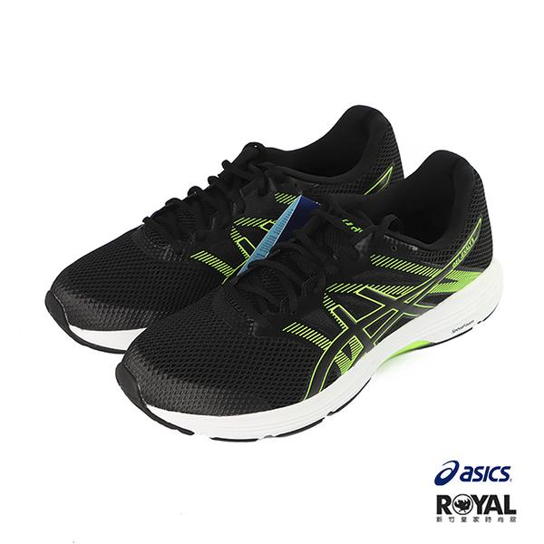 Asics Gel-Exalt 黑色 網布 慢跑鞋 男款 NO.B0743【新竹皇家 1011A162-002】
