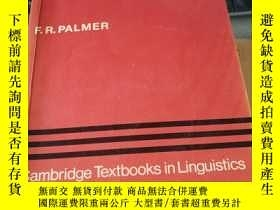 二手書博民逛書店Mood罕見And Modality (cambridge Textbooks In Linguistics) 語