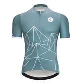 騎行服夏季戶外騎行服飾競技賽事速干排汗短袖騎行上衣