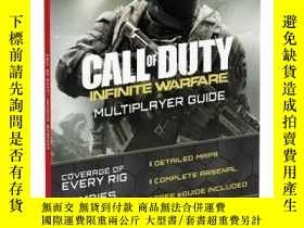 二手書博民逛書店Call罕見of Duty: Infinite WarfareY