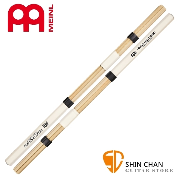 Meinl SB207 HEAVY MULTI-ROD 木束棒【SB-207】