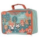 法國 COQENPATE 方方包/手提包/兒童包包/午餐袋(LOCALHEROES)