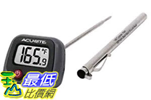 [美國直購] AcuRite 00274 探針式溫度計 Instant Read Thermometer with Tilt Display