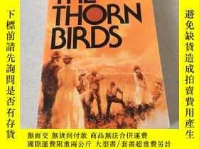 二手書博民逛書店THE罕見THORN BIRDS:荊棘鳥Y212829