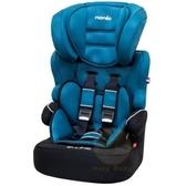 NANIA 納尼亞 4-12歲成長型安全汽座(安全座椅)蜂巢系列-藍色FB00520[衛立兒生活館]