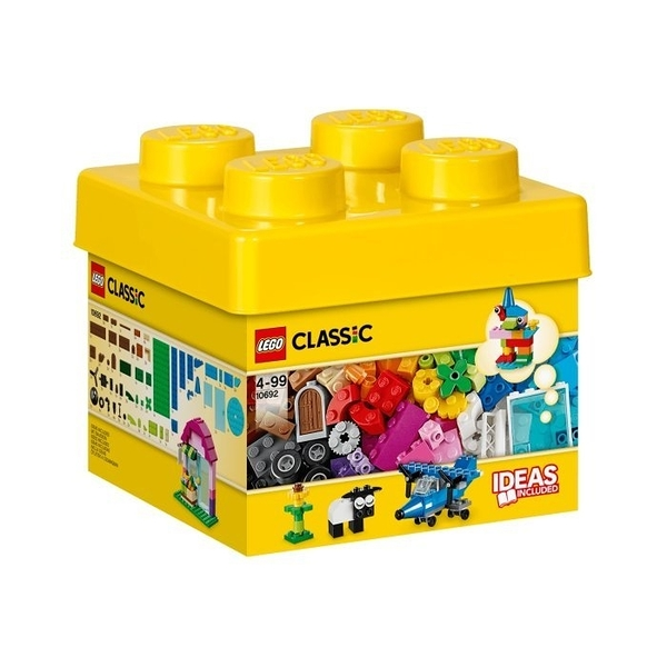 LEGO 樂高積木 CLASSIC 經典系列 LEGO 10692 創意補充 樂高創意禮盒 COCOS TG042