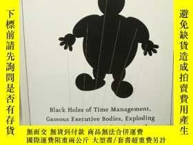 二手書博民逛書店斯坦利·賓罕見The Big Bing :Black Holes