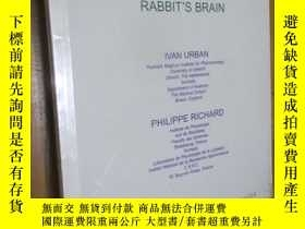 二手書博民逛書店A罕見STEREOTAXIC ATLAS OF THE NEW ZEALAND RABBIT S BRAIN (大