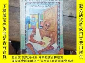 二手書博民逛書店A罕見storie-TELLER S WORLDY270271
