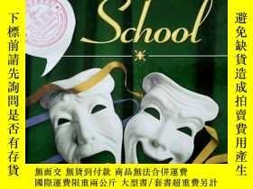 二手書博民逛書店The罕見Stage and the School (英語) 學