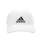 ADIDAS 經典設計輕量帽子 白 BK0794 鞋全家福