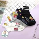 【正韓直送】韓國襪子 辛普森家庭霸子系列...