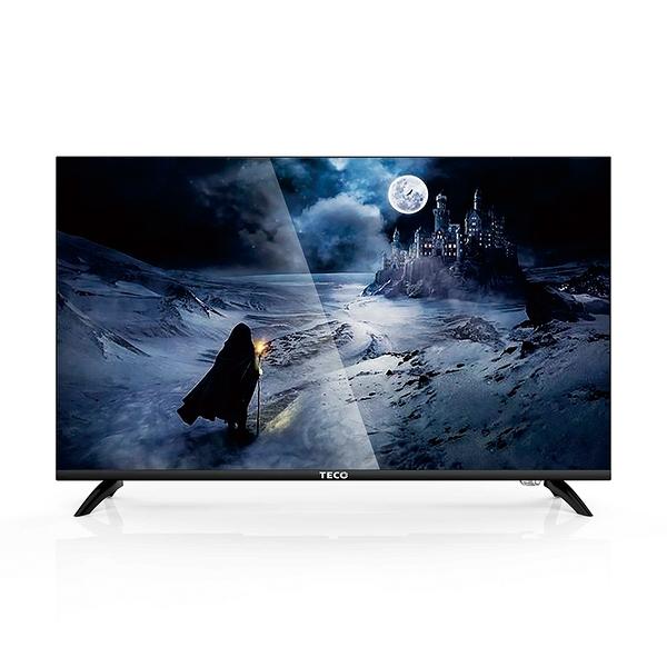 《送壁掛架及安裝》TECO東元 32吋TL32K4TRE HD低藍光液晶顯示器(無附贈數位電視接收器)