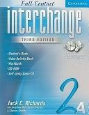 二手書博民逛書店《Interchange Third Edition Full Contact 2A》 R2Y ISBN:9780521686693