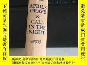 二手書博民逛書店susan罕見howatch april s grave call in the night 毛邊書Y2477
