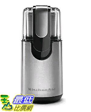 [2美國直購] KitchenAid 咖啡磨豆機 BCG111OB Blade Coffee Grinder - Onyx Black
