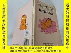 二手書博民逛書店Garfield罕見In The Pink:粉紅色的加菲貓Y200392
