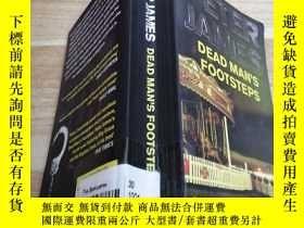 二手書博民逛書店外文書罕見《DEAD MAN S FOOTSTEPS》Y163703