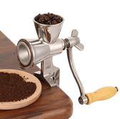 磨豆機 手動304不銹鋼研磨機家用手搖研磨咖啡豆機五谷雜糧磨胡椒粉【快速出貨超夯八折】