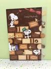【震撼精品百貨】史奴比Peanuts Snoopy ~SNOOPY 5P文件夾-餅乾#82602