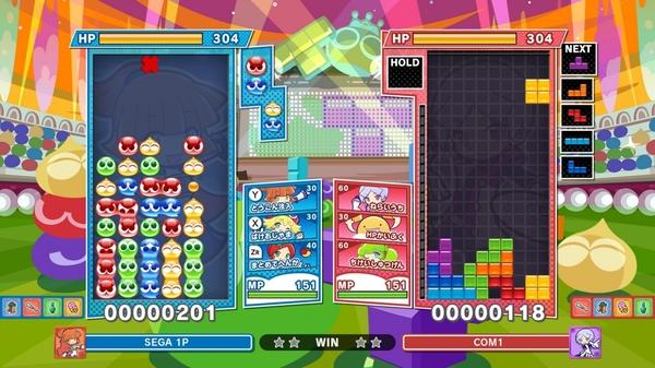 【玩樂小熊】Switch遊戲 NS 魔法氣泡 特趣思 俄羅斯方塊 2 Puyo Puyo Tetris 2 中文版