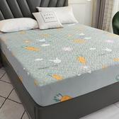 防水床笠床罩單件隔尿透氣床墊罩加厚夾棉防塵套子席夢思保護套 名購新品