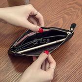 長款手拿包 新款韓版頭層真皮長款女士錢包軟皮超薄時尚簡約 俏女孩