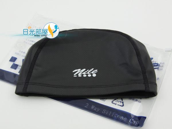 *日光部屋* Nile (公司貨)/N-0401-BLK 2WAY舒適矽膠泳帽