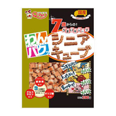 Q-pet 巧沛日本犬用零食 口福系列 高齡犬健骨肉角280g