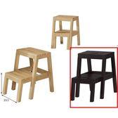 椅子 MK-1037-15 查理多功能樓梯椅(黑色)  【大眾家居舘】